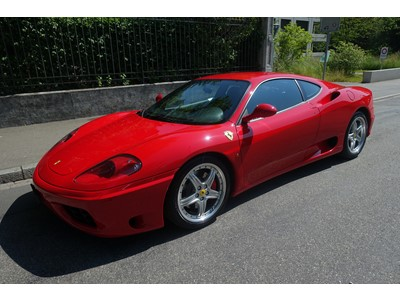 Ferrari 360 Modena Berlinetta Cars For Sale Official Ferrari And Classiche Ferrari Sales Niki Hasler Ag
