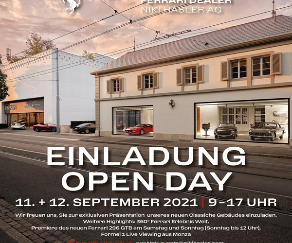 Open Day @Basel (CH)