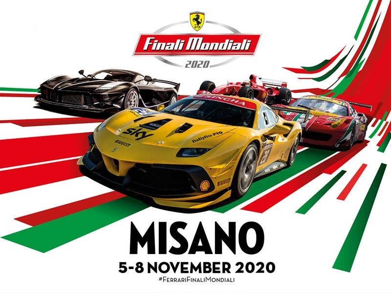 Finali Mondiali 2020 in Misano (IT)