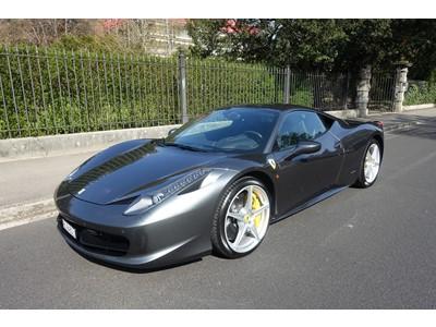 Ferrari 458 Italia Cars For Sale Official Ferrari And Classiche Ferrari Sales Niki Hasler Ag