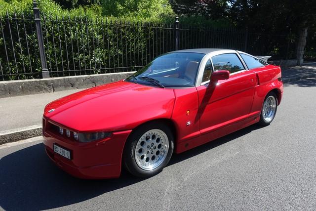 Alfa Romeo Zagato S.Z.