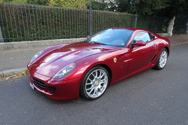 2006 Ferrari 599 GTB