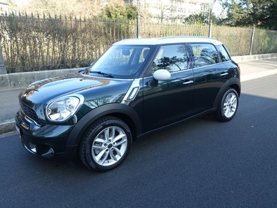MINI Countryman Cooper S ALL4 Steptronic