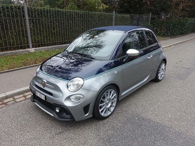 Fiat 595C Turbo Abarth