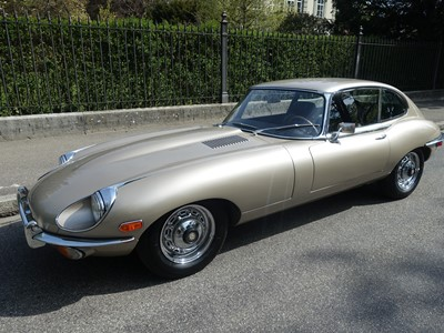 Jaguar E-Type 4.2 // 2+2