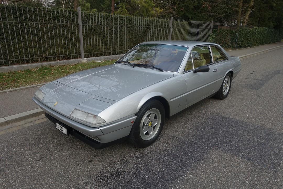 1987 Ferrari 412