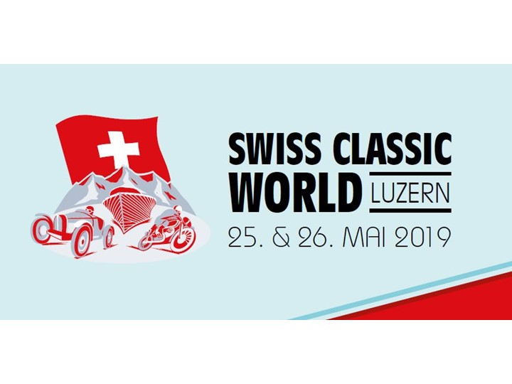 Swiss Classic World @Messe-Luzern (CH)