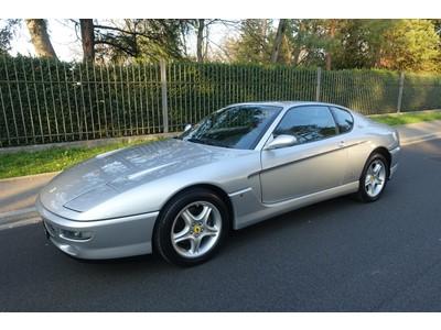 Ferrari 456 Gt Cars For Sale Official Ferrari And Classiche Ferrari Sales Niki Hasler Ag