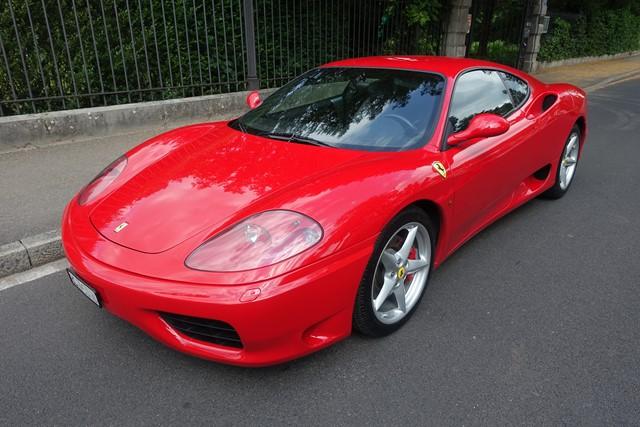 Ferrari 360 Modena (Handschalter)